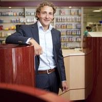 Apotheker Dirk-Jan Seckel