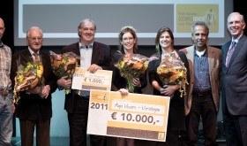Apothekersassistent Anja Vissers wint Beste Zorgidee