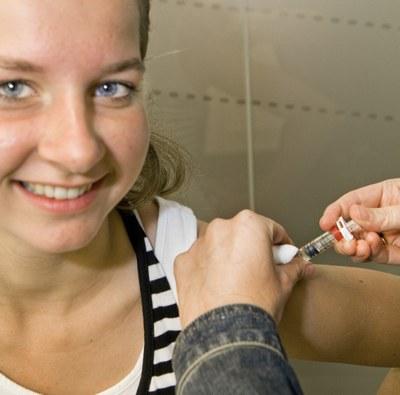 Effect HPV-vaccin houdt aan na ziekte