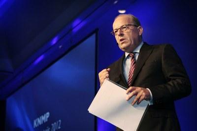 KNMP-voorzitter Smits: 'We staan er niet goed voor'