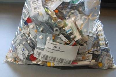 'Meeste verspilling in zorg bij geneesmiddelen'