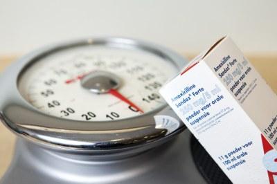 Afvallen kan met pro- en antibiotica