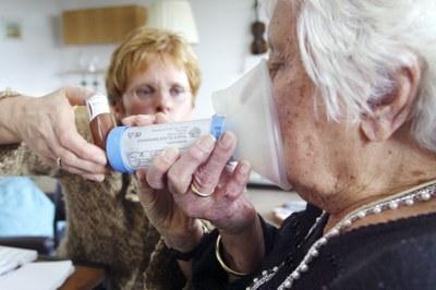 Combinatie biedt voordelen bij COPD