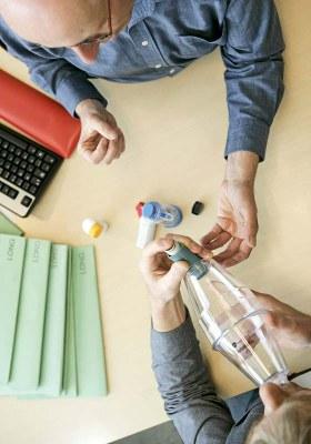 Inkoop COPD-zorg niet transparant