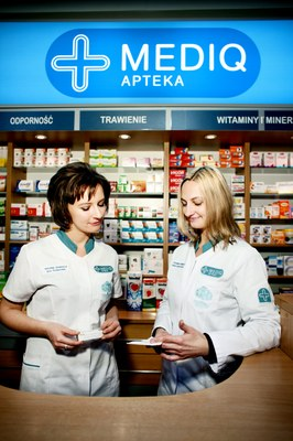 Mediq verkoopt Poolse apotheken