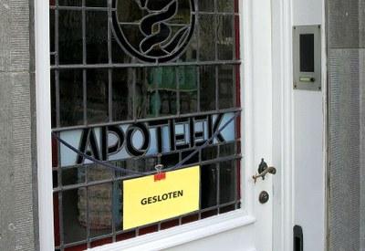 NZa: aantal apotheken is sterk afgenomen