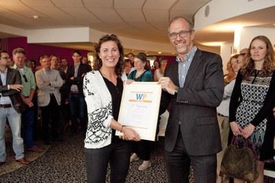 Joanna Klopotowska wint Opwijrda-prijs 2013