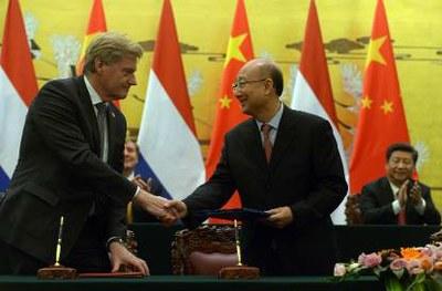 Gezamenlijke inspecties geneesmiddelen door China en Nederland