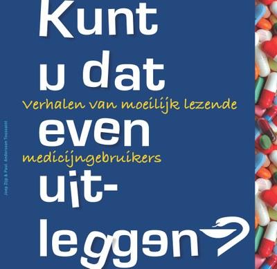 KNMP-campagne medicatiegebruik laaggeletterden