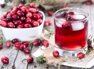 Cranberry voorkomt UWI niet
