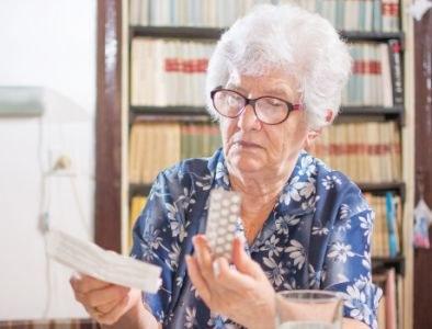 95% ouderen ervaart probleem met medicatie