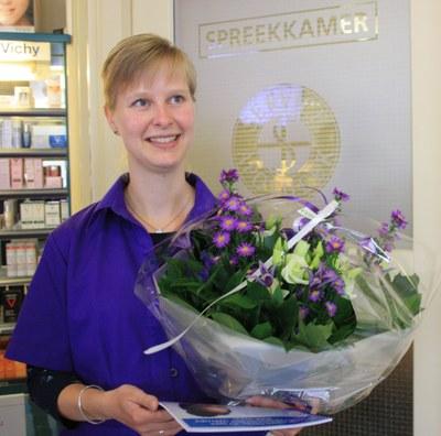Apothekersassistent van het jaar: Gerda Beijert-Scholtens