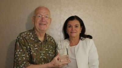 FIP-award voor Henk de Jong
