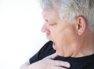 Klachten na omzetten van inhalatiemiddel