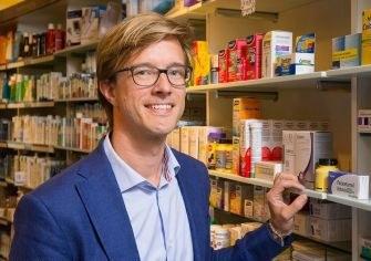 Marcel Kooij wint Prisma-publicatieprijs