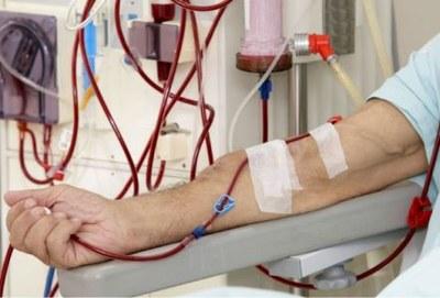 Nierteams bezoeken patiënten thuis