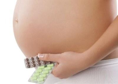 SSRI-metabolisme zwangere