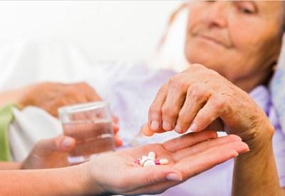 Afbouw psychofarmaca beter voor verpleeghuispatiënt