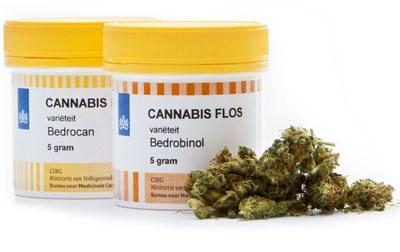 Cannabis blijft voor rekening van patiënt