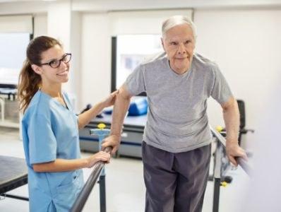 COPD-patiënt vaker naar fysiotherapeut