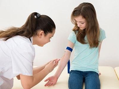 Farmacokinetiek hydrocortison bij kinderen