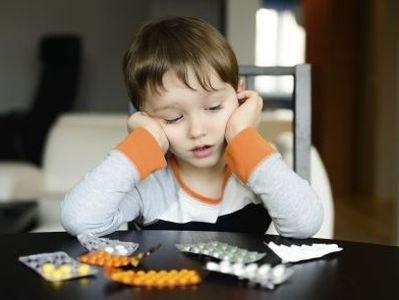 Kinderen jong medicatie: vaker allergie