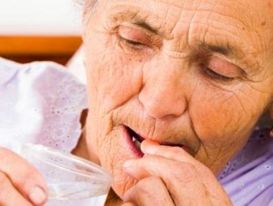 Effect hitte op medicatie bij veel ouderen niet bekend