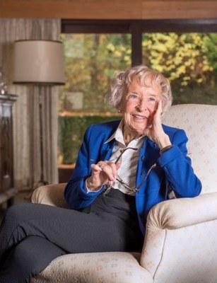 Georgette Hage-Noël overleden