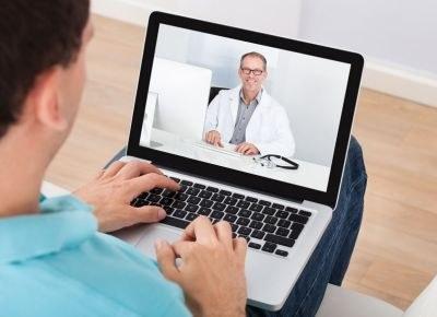 Helft patiënten wil een videoconsult