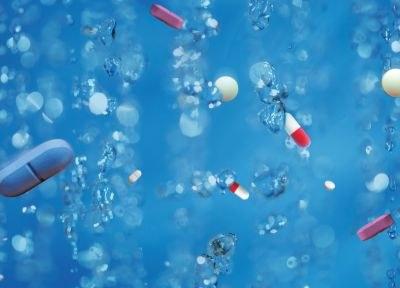 Wereldwijde stijging medicijnresten in zoet water