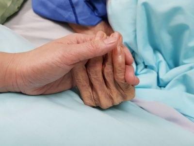 Driekwart overledenen is doelgroep palliatieve zorg