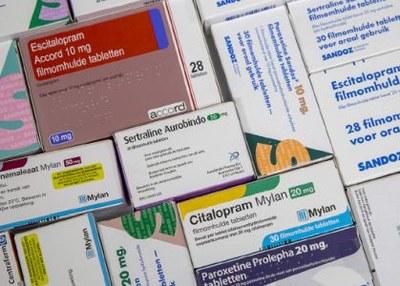 Onderzoek naar afbouwen antidepressiva