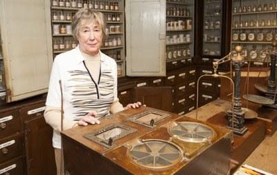 Jubileum voor apothekersmuseum